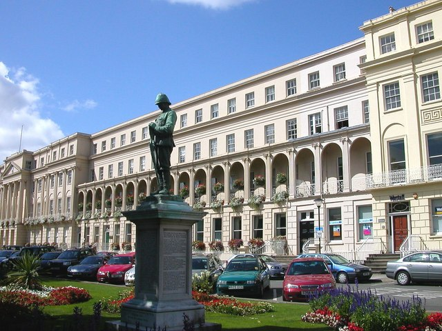 A picture of Cheltenham, for where Cameo Glass are industry leaders in glass suppliers, glass merchants, and glass manufacturers